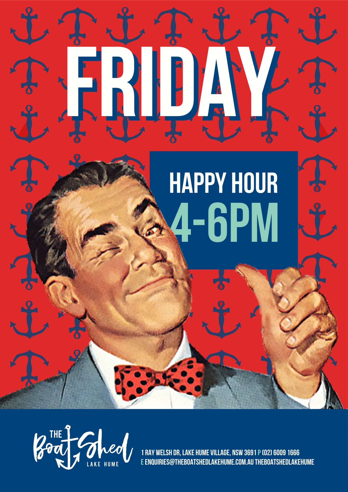 Friday Happy Hour